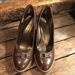 Ann Taylor Loft Wedge Heels.
